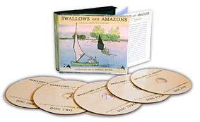 CDs of Swallows and Amazons