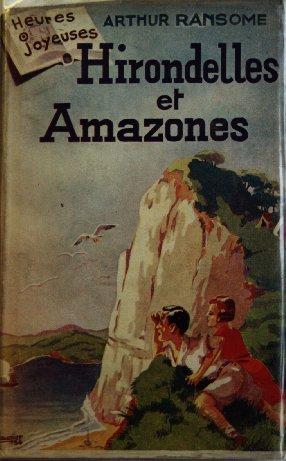 Hirondelles et Amazones - the book in French