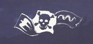 Czech skull logo