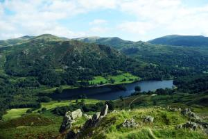 Rydal Water Summer
