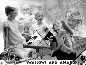 TITTY WALKER - Swallows and Amazons