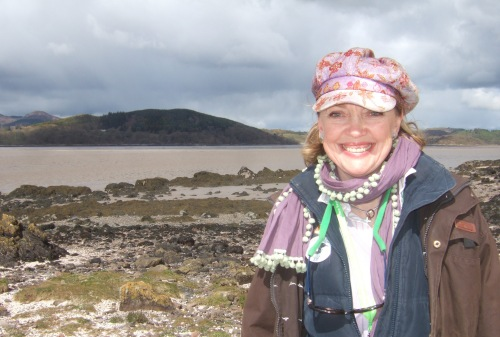 Sophie Neville on the Solway