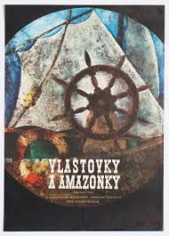 Swallows and Amazons in Czech