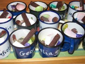 Miranda Gore Browne mugs