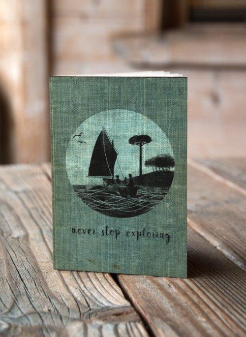 sketchbook by Jago Silver