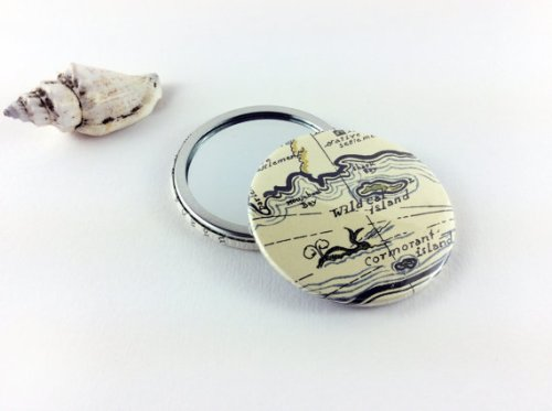 Swallows and Amazons pocket mirror