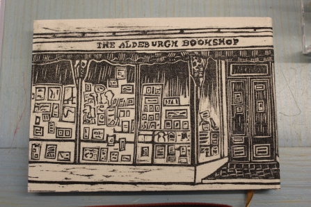 Aldebrugh Bookshop in print