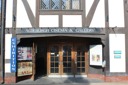 Aldebrugh Cinema seating 250