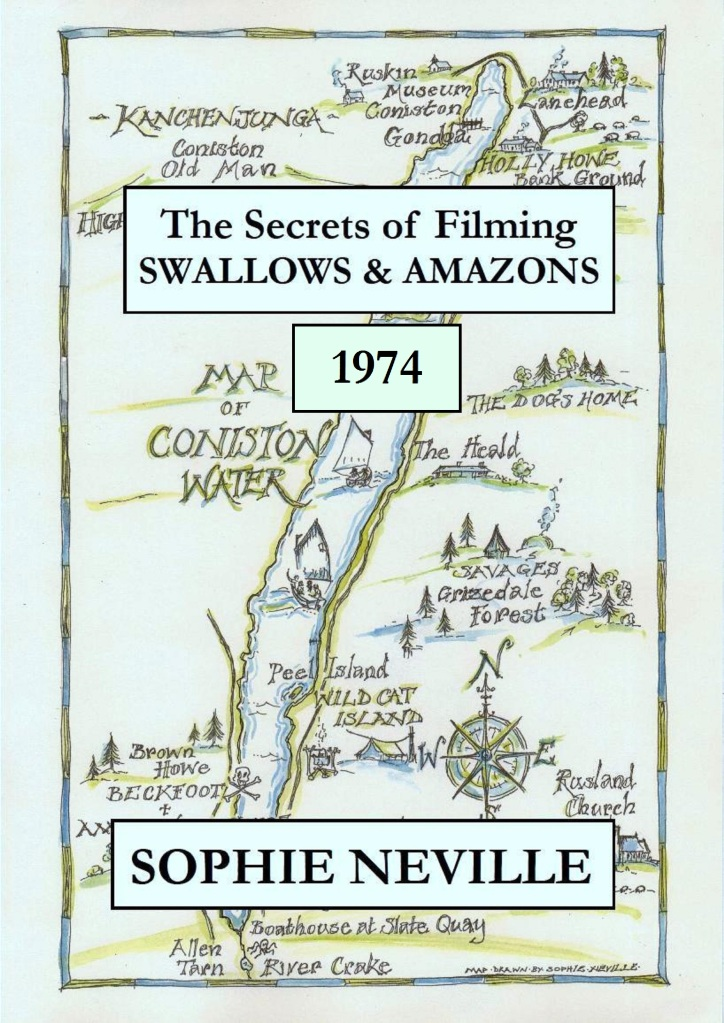 The Secrets of Filming Swallows & Amazons 1974