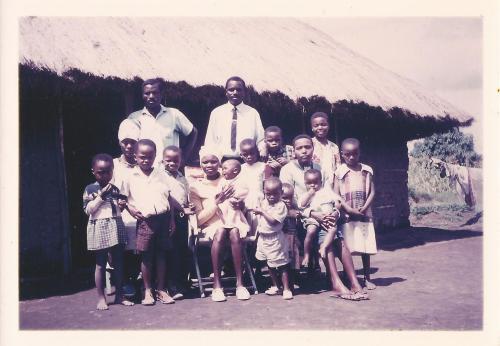 african-school