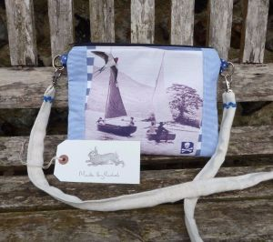 Swallows and Amazons bag made by Rachel