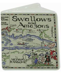 Swallows and Amazons thimble - Christmas present