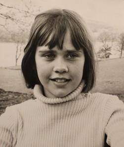 Lesley Bennett in 1973