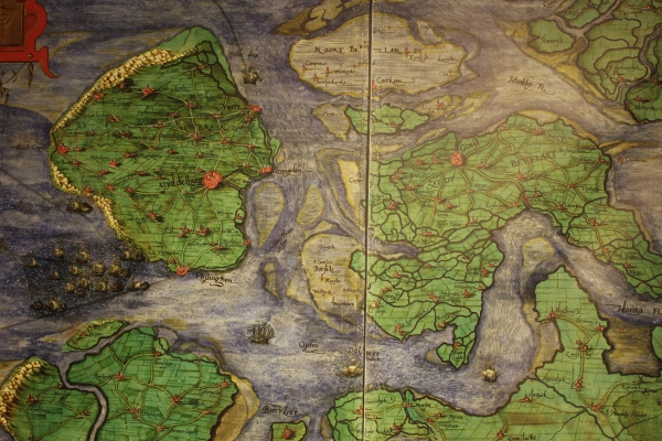 The waterways of Zeeland