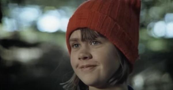 Lesley Bennett as Peggy in 1974
