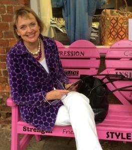 Sophie Neville at the Tavistock Festival