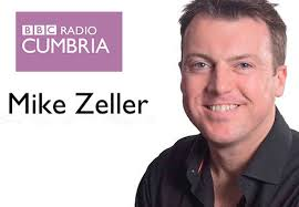 BBC Radio Cumbria Mike Zeller