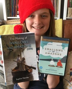 Fan of The Making of 'Swallows and Amazons'