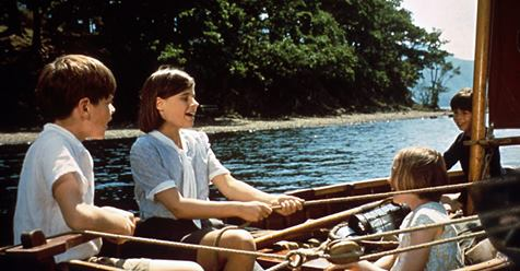 BBC iPlayer Swallows and Amazons