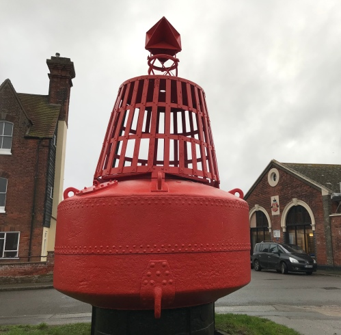 Buoy in Harwich