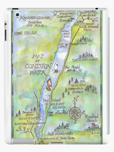 Coniston Ipad case