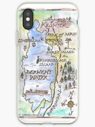 Derwentwater Iphone