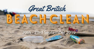 Great British Beach Clean 2019