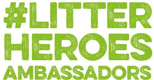Rubbish - litter heroes ambassadors logo (2)