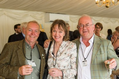 Sophie Neville at the House of Commons with the Director of Clean Up Britain and Heroes of the Great British Spring Clean 2019