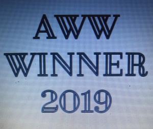 AWW Winner 2019 -