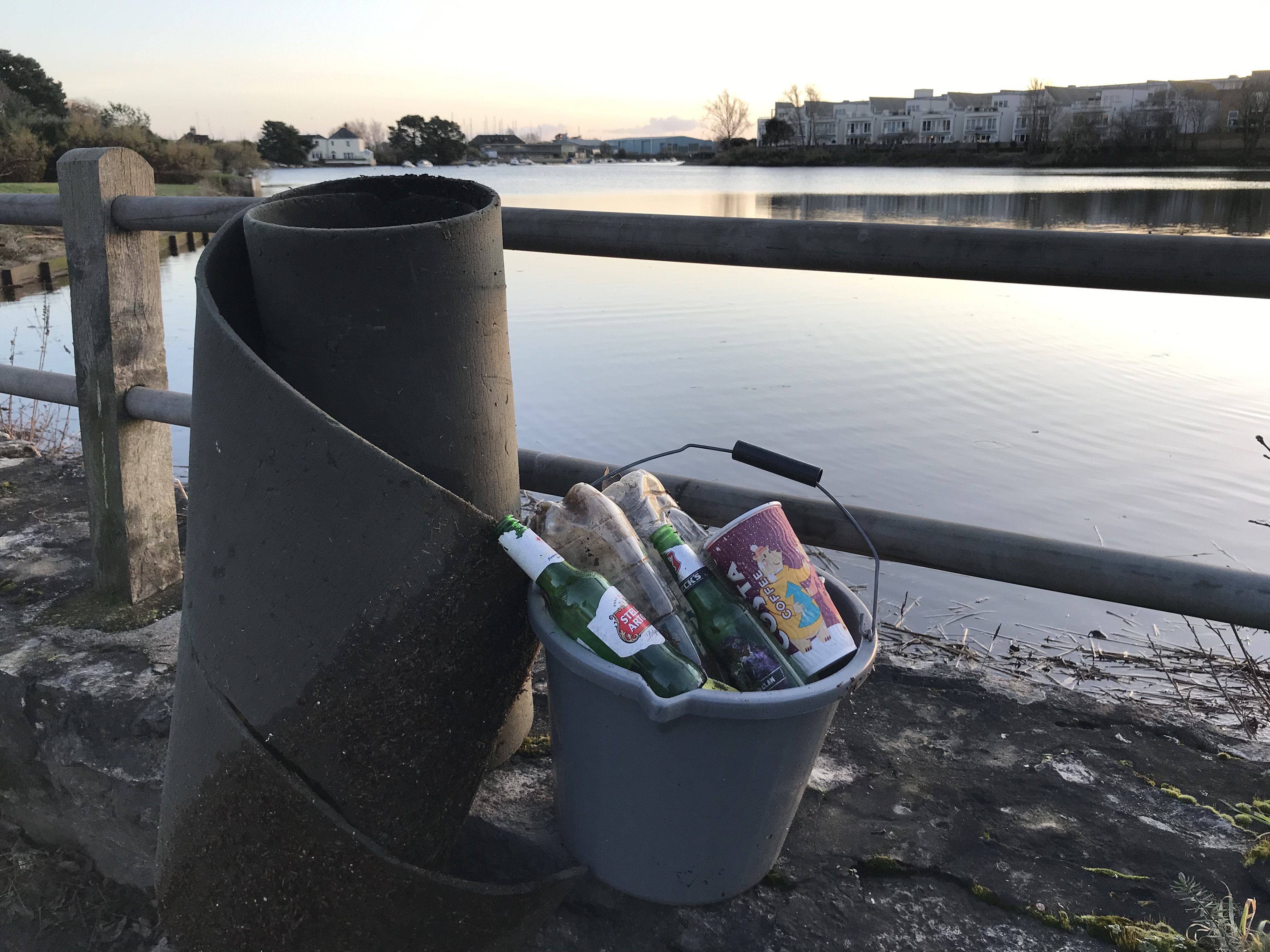 Rubbish river 1 2020