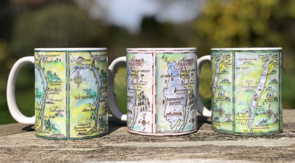 Swallows and Amazons mugs