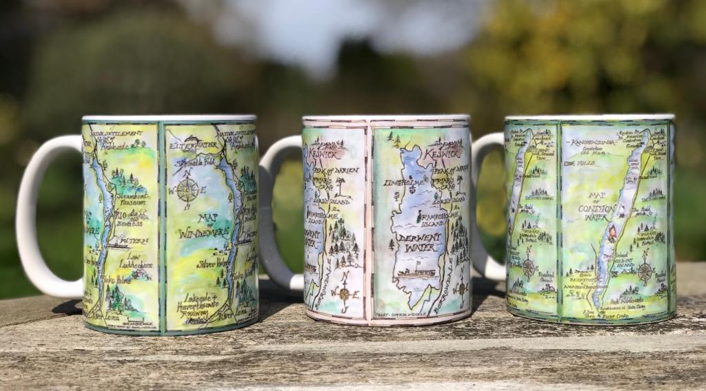 Swallows and Amazons mugs